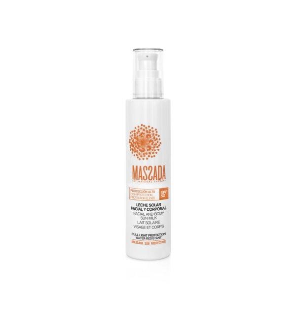 MASSASA SUN 100% natuurlijke zonnebrandcrème