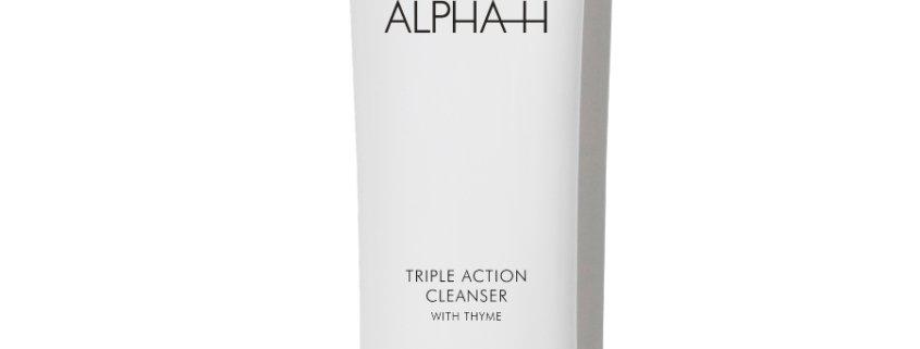 Alpha H | Triple Action Cleanser