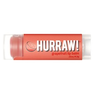 Hurraw! Grapefruit Lipbalm