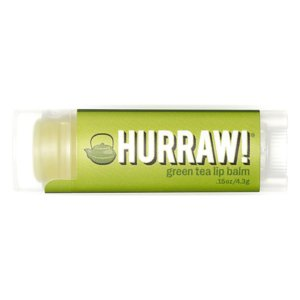 Hurraw! Green Tea Lipbalm