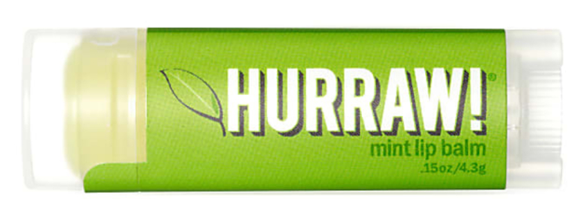 Hurraw! Mint Lipbalm